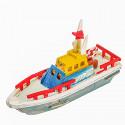 Спасательная лодка раскраска 3D Пазлы деревянные с красками Robotime HC261