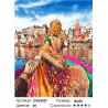 Количество цветов и сложность Следуй за мной. Малайзия Раскраска картина по номерам на холсте GX25527