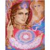 Архангел Самуил Раскраска картина по номерам на холсте МСА169