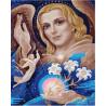 Архангел Гавриил Раскраска картина по номерам на холсте МСА170