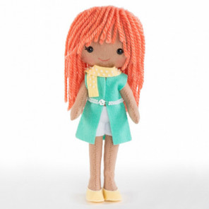 Куколка Кэнди Набор для создания игрушки своими руками Тутти 01-16