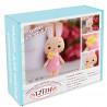 Красивая коробка Зайчики Банни и Фанни Набор для создания игрушки своими руками Тутти 05-40