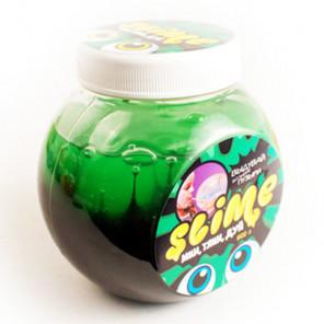 Черный + зеленый Слайм 500 г Slime Mega Mix