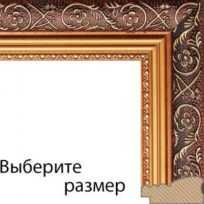 Выберите размер Isabelle Золотая Рамка багетная для картины на подрамнике или на картоне