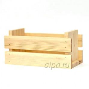 Лаванда Ящик деревянный Я251212