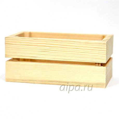 Шалфей Ящик деревянный Я221210
