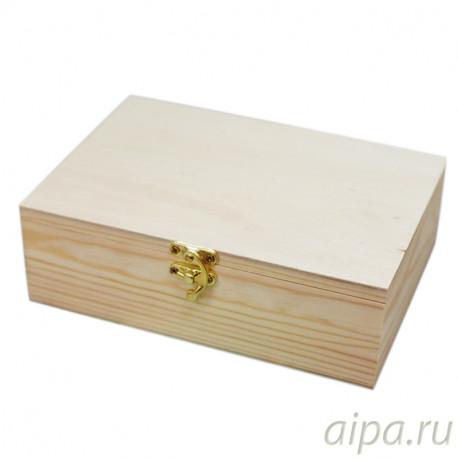Мамины сокровища Шкатулка деревянная ШМС21507