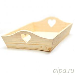 Грильяж Поднос деревянный П24379Г