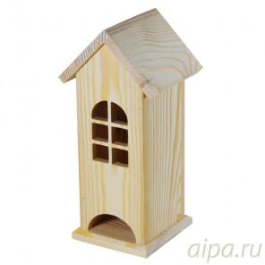 У Окошка Чайный домик деревянный ЧД111129О