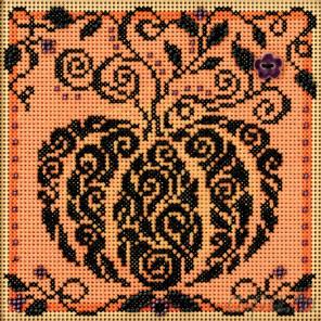 Зачарованная тыква Набор для вышивания бисером MILL HILL MH141821