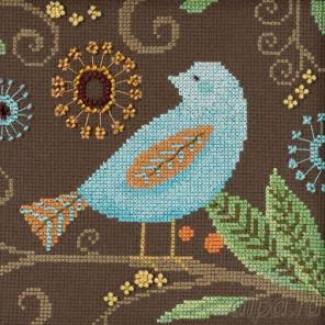 Морская птица Набор для вышивания бисером MILL HILL DM301814