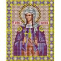 Святая преподобная Светлана (Фотиния) Палестинская Набор для вышивания бисером GALLA COLLECTION