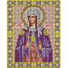 Святая преподобная Светлана (Фотиния) Палестинская Набор для вышивания бисером GALLA COLLECTION М256