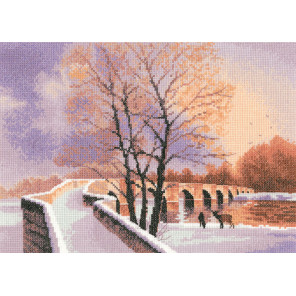 Мост Набор для вышивания Heritage JCPH1295E