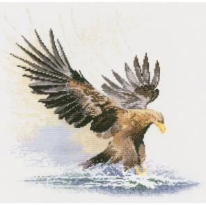 Орёл в полёте Набор для вышивания Heritage FFEF481E
