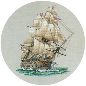 HMS Victory Набор для вышивания Heritage CVY309E
