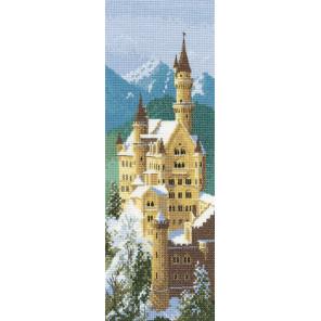 Замок Нойшванштайн Набор для вышивания Heritage JCNC620E