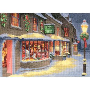 Магазин игрушек Набор для вышивания Heritage JCTS1268E