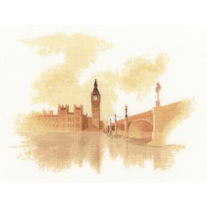 Вестминстер Набор для вышивания Heritage JWWM1059E