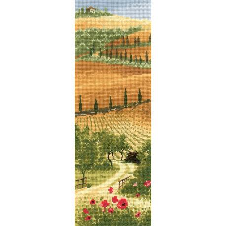 Тоскана Набор для вышивания Heritage JCTU567E