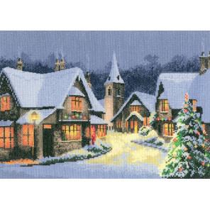 Рождество Набор для вышивания Heritage JCXV1244E