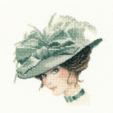 Шарлотта Набор для вышивания Heritage MECH1128E
