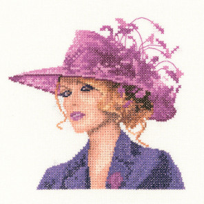 Сара Набор для вышивания Heritage MESH1236E