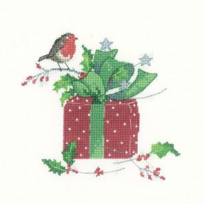 Рождественский подарок Набор для вышивания Heritage SCCG1106E