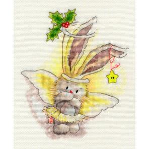 Ангелок Набор для вышивания Bothy Threads XBB4