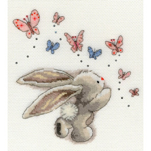 Бабочки Набор для вышивания Bothy Threads XBB3