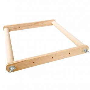 30х50 см Пяльцы-рамка с дополнительными отверстиями для изменения размера ПростоПяльца PR3050