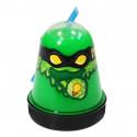 Зелёный, светится в темноте Лизун слайм Slime Ninja 130 г