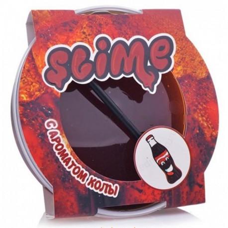 С ароматом колы Лизун слайм Slime Mega 300 г