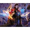 Фантастический Доктор Стрэндж Раскраска картина по номерам на холсте ZX 22237
