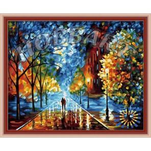 Жизнь прекрасна Раскраска по номерам акриловыми красками на холсте Hobbart