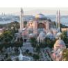 Стамбул. Мечеть Святой Софии Раскраска картина по номерам на холсте ZX 22294