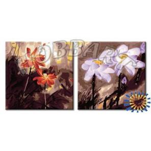 Хрупкая гармония Раскраски картины по номерам акриловыми красками на холсте Hobbart