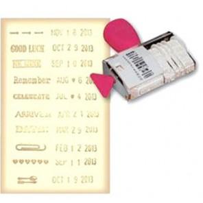 Штамп наборный  для скрапбукинга Stamperia