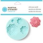 Хризантемы Силиконовый молд для создания украшений Martha Stewart Crafts Plaid