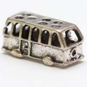 Автобус 17х11мм Подвеска металлическая для скрапбукинга, кардмейкинга Scrapberry's
