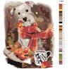 Раскладка Теплая осень Раскраска картина по номерам на холсте Z-AB68