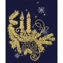 Золотое сияние Набор для вышивания Овен 1022