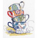 Чайная коллекция Набор для вышивания Овен 1034