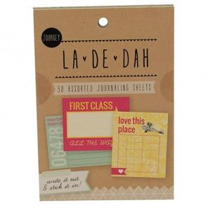 Journey Блокнотик для журналинга 30листов La De Dah