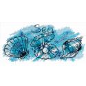 Жемчужина моря Набор для вышивания Овен