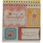 Baby Girl Колыбельная Стикеры для скрапбукинга, кардмейкинга Trimcraft