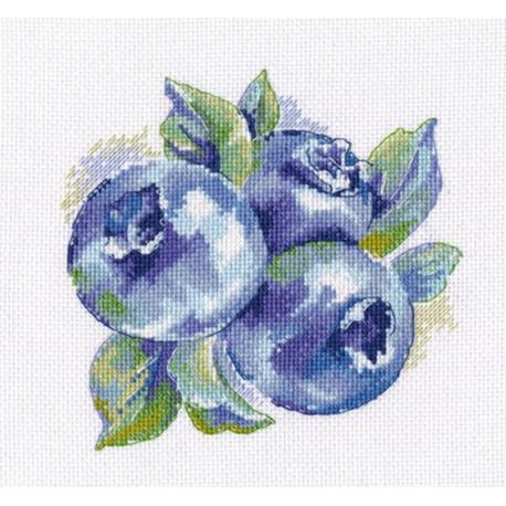 Лесная ягода Набор для вышивания Овен 1090
