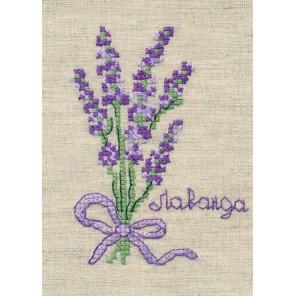 Лаванда Набор для вышивания Овен 1185