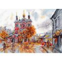 Храм Святого Климента. Москва Набор для вышивания Овен