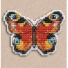 Павлиний глаз значок Набор для вышивания Овен 1171